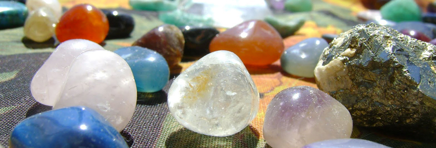 Lithotherapie guerison par les pierres