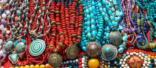 Bijoux tibétains
