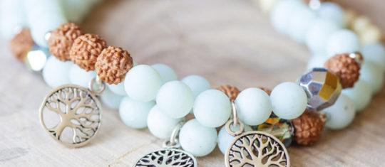 Bienfaits des bijoux en pierres naturelles